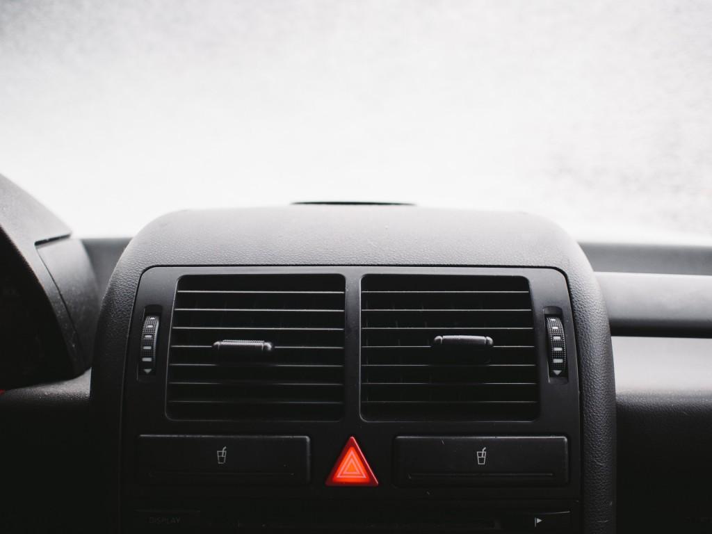 Sistema de calefacción del coche